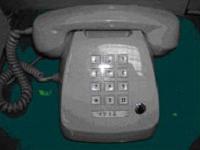 圖貳-14自動電話機