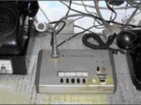 圖貳-20 播音設備