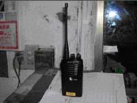 圖貳-21 5瓦手提式無線電話機