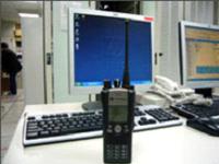 圖貳-25 行車無線調度電話手機
