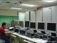 圖貳-23行車無線調度電話中央調度台