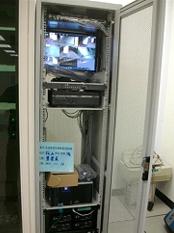 圖貳-36 車站錄影監控系統主機