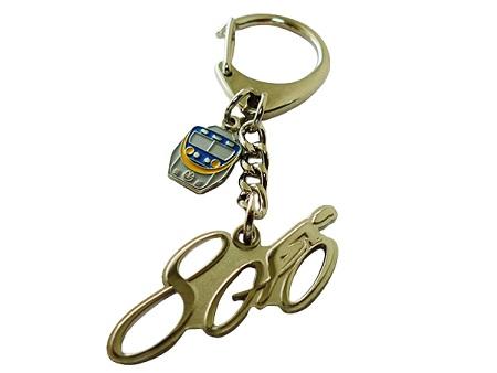 EMU800造型鑰匙圈圖片共2張