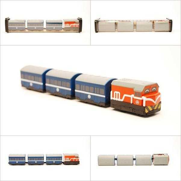 R100(橘)普通號列車組圖片共1張
