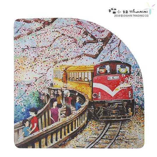 台灣美食美景口袋貼