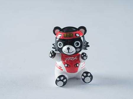 臺鐵餐旅熊公仔
