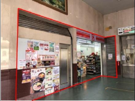 【高雄貨運服務所】大橋車站商業空間〈臺南市永康區中華路835號〉