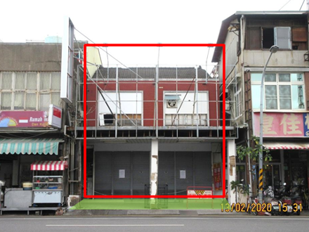 【高雄貨運服務所】臺南市北區北門路二段77、79號及北忠街16巷28號房地