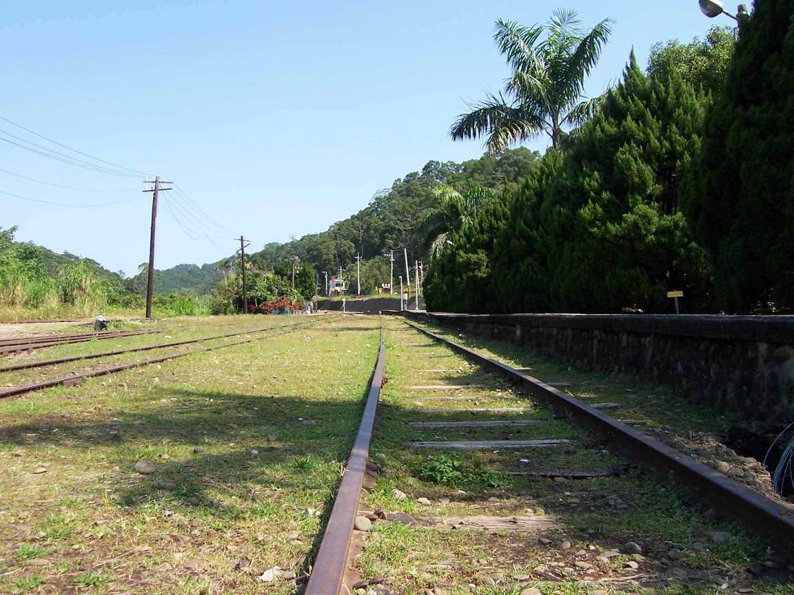 鐵道之旅 - 內灣線