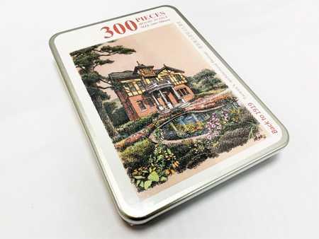 拼圖300片-陳朝駿宅(台北故事館)圖片共2張