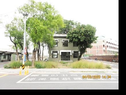 【高雄貨運服務所】臺南市永康區中山路534號〈原永康服務站辦公室〉房地