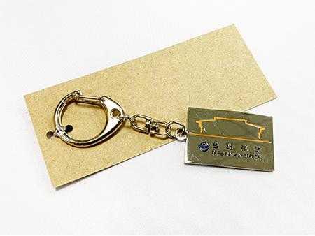 台北站立牌鑰匙圈