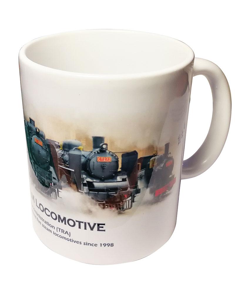臺灣蒸汽車馬克杯圖片共3張