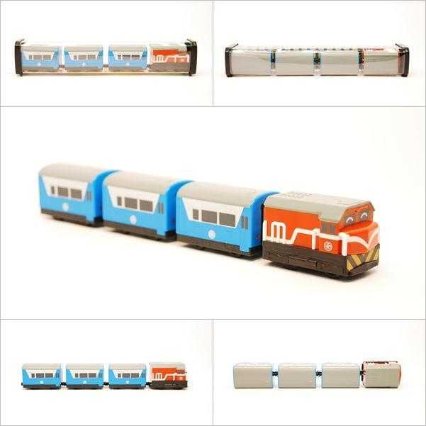 R100(橘)復興號列車組圖片共1張