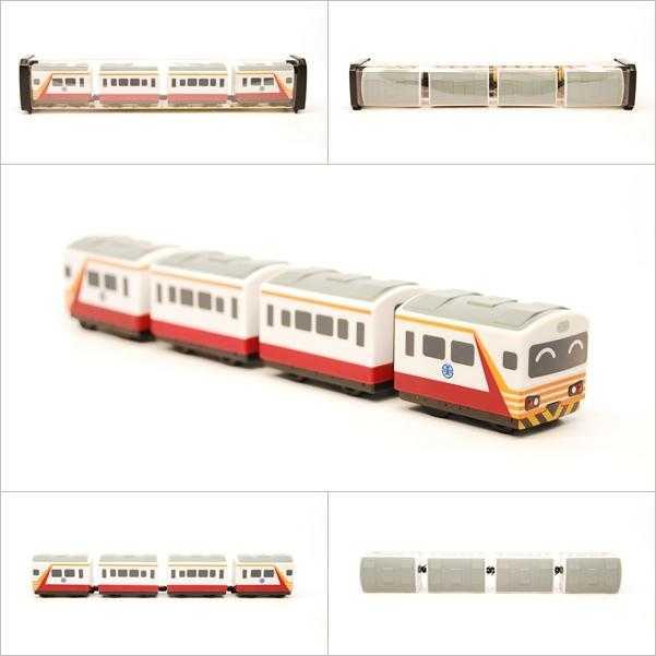 EMU1200紅斑馬列車組