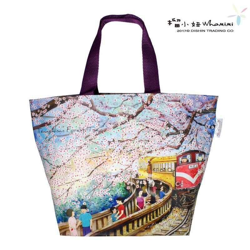 台灣美食美景旅行袋