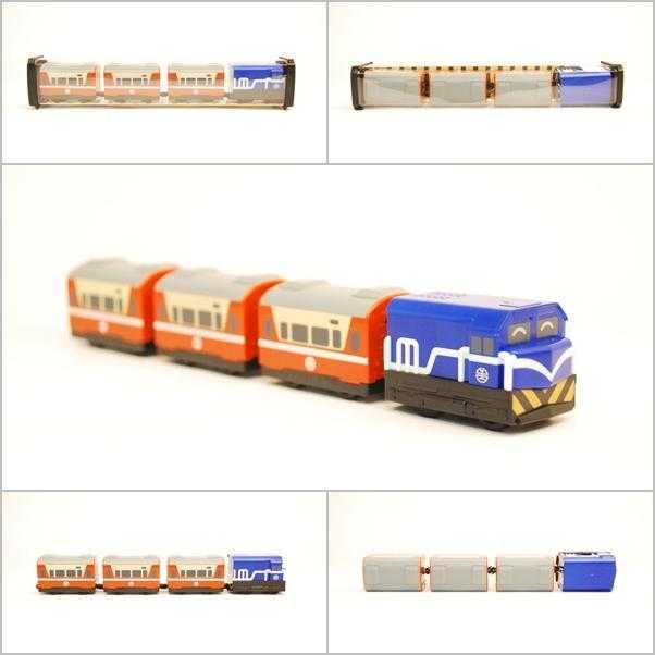 R100(藍)莒光號列車組圖片共1張