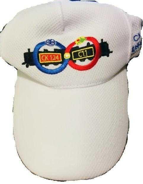 締結姐妹車紀念帽