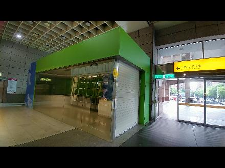 【臺北貨運服務所】【旅運販賣空間】【板橋車站1樓北2門出口旁部分空間標租案】