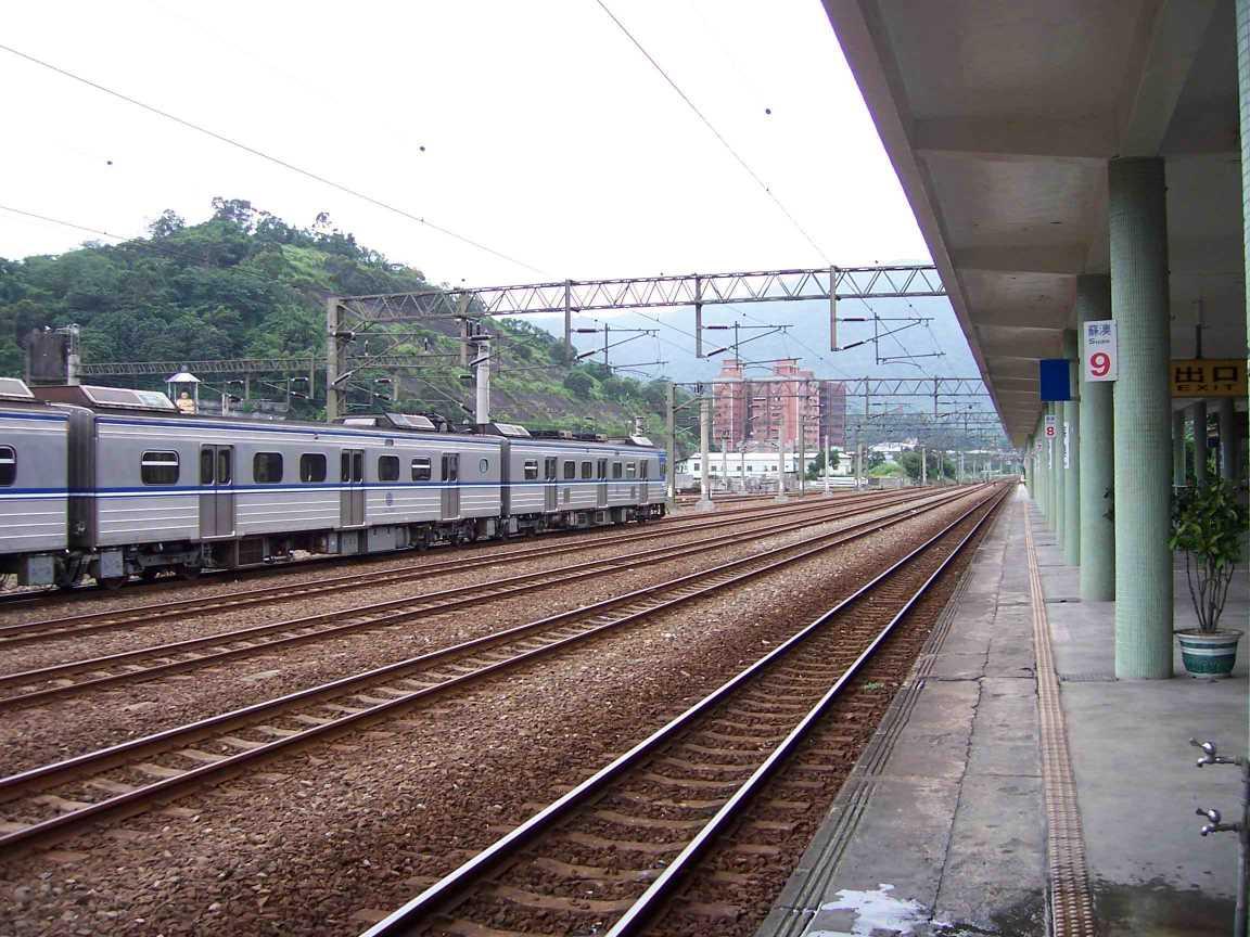 鐵道之旅 - 宜蘭線