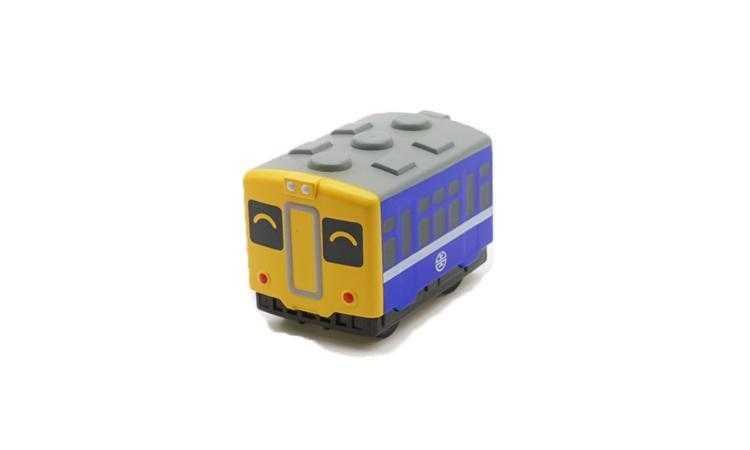 DR2000柴油客車迴力車(小叮噹)圖片共3張