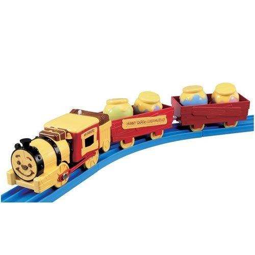 維尼森林蒸汽機關車圖片共3張
