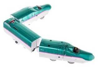 DXS01 新幹線變形機器人 E5 隼號圖片共2張