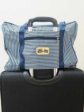 餐旅熊防水行李袋組圖片共3張