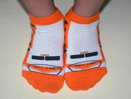 自強號童襪