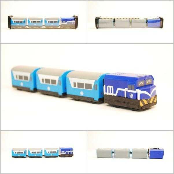 R100(藍)復興號列車組圖片共1張